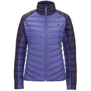 The North Face Women's Tonnero Down Filled Jacket - Starry Purple