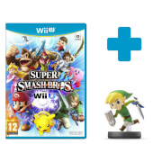 Super Smash Bros. for Wii U + Toon Link No.22 amiibo