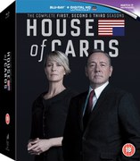 House Of Cards - Seasons 1-3 (Includes Ultraviolet)