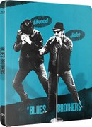 The Blues Brothers - Zavvi Exclusive Limited Edition Steelbook (Limited to 1000 Copies & Includes UltraViolet Copy)