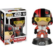 Figurine Poe Dameron Star Wars Le Réveil de la Force Funko Pop!
