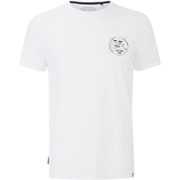 Animal Men's Mexican Back Print T-Shirt - White