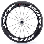 Zipp 808 Firecrest Carbon Clincher Front Wheel - White Decal