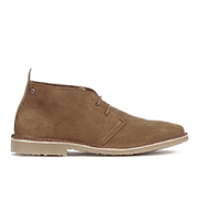 Jack & Jones Men's Gobi Suede Chukka Boots - Bison