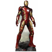 Marvel Avengers: Age of Ultron Iron Man Kartonnen Figuur