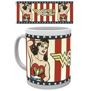 DC Comics Wonder Woman Vintage - Mug