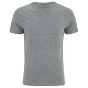 Jack & Jones Men's Gary T-Shirt - Light Grey Melange