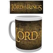Lord of the Rings Logo - Mug