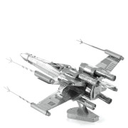 Star Wars Poe Dameron's X-Wing Fighter Metalen Bouwpakket