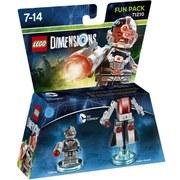 LEGO Dimensions, DC Comics, Cyborg Fun Pack