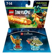 LEGO Dimensions, Chima, Cragger Fun Pack