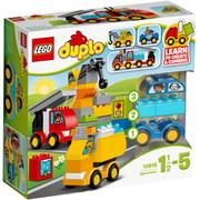 LEGO DUPLO: Mes premiers véhicules (10816)