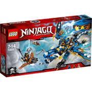 LEGO Ninjago: Jay's Elemental Dragon (70602)