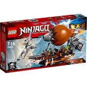 LEGO Ninjago: Kommando-Zeppelin   (70603)