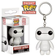 Big Hero 6 Baymax Pocket Pop! Sleutelhanger