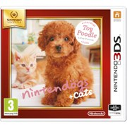 Nintendo Selects Nintendogs + Cats - Toy Poodle