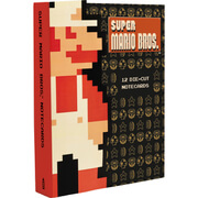 Super Mario Bros. 12 Die-Cut Notecards
