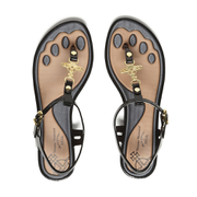 Vivienne Westwood for Melissa Women's Solar Sandals - Black Orb