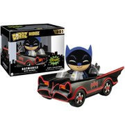 DC Comics Batman 1966 TV Series Batmobile Figurine Dorbz