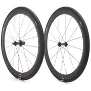 Mavic Cosmic Carbone SLE Wheelset - Black