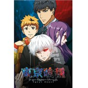 Tokyo Ghoul Conflict - 24 x 36 Inches Maxi Poster