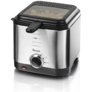 Swan SD6060N Fryer - Stainless Steel - 1.5L