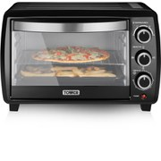 Tower T14012 23L Mini Oven - Black