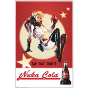 Fallout 4 Nuka Cola - 24 x 36 Inches Maxi Poster