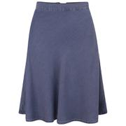 Selected Femme Women's Debora Denim Skirt - Mid Blue