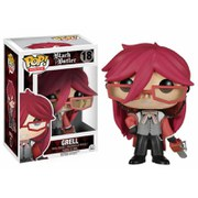 Figurine Black Butler Grell Pop! Vinyl