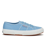 Superga Women's 2750 Cotu Classic Trainers - Light Marine