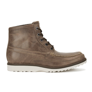 Bottines Hi Moc Toe Homme Rockport -Brun