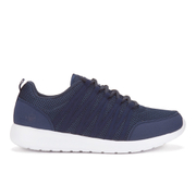 Crosshatch Men's Primeval Trainers - Dress Blue