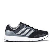 adidas Men's Duramo 7 Running Shoes - Black/Silver