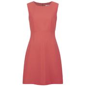 Diane von Furstenberg Women's Carrie Long Dress - Coral
