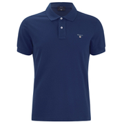 GANT Men's Original Pique Polo Shirt - Persian Blue