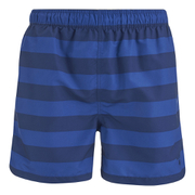 GANT Men's Stripe Swim Shorts - Yale Blue