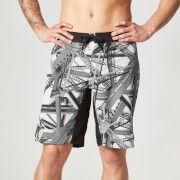 Myprotein Heren Training Board Shorts - Zwart