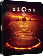 Signs -Zavvi Exclusive Limited Edition Steelbook (UK EDITION)