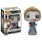 Pride and Prejudice and Zombies Mrs Featherstone Funko Pop! Figuur