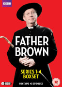 Father Brown Box Set - Series 1-4