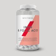 Eisen & Folsäure Tabletten