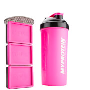 Myprotein CORE 150 Shaker – Rosa