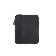 BOSS Green Men's Pixel Zip Shoulder Bag - Black
