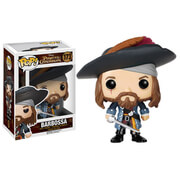 Figura Pop! Vinyl Disney Piratas del Carible -  Barbossa