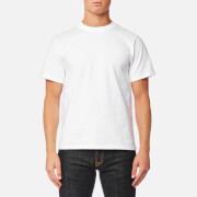 Armor Lux Men's Basic Crew Neck T-Shirt - White