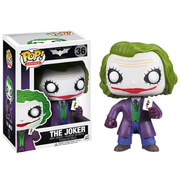 DC Comics Batman The Dark Knight The Joker Pop! Vinyl Figure