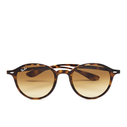 Ray-Ban Round Classic Sunglasses 49mm - Havana