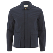 Folk Men's Pocket Detail Jacket - Navy