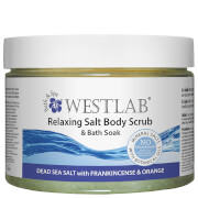 Westlab Relax Dead Sea Salt Body Scrub